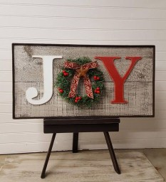 Awesome Country Christmas Decoration Ideas 06