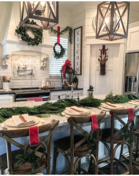 Awesome Country Christmas Decoration Ideas 07
