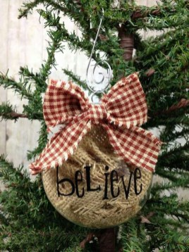 Awesome Country Christmas Decoration Ideas 08