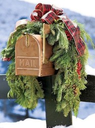 Awesome Country Christmas Decoration Ideas 19