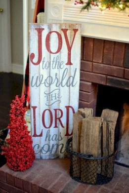 Awesome Country Christmas Decoration Ideas 35