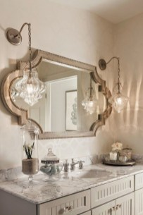 Beautiful Bathroom Mirror Ideas You Will Love 21