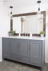 Beautiful Bathroom Mirror Ideas You Will Love 23