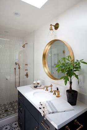 Beautiful Bathroom Mirror Ideas You Will Love 44
