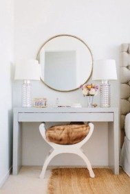 Cozy Mid Century Dressing Tables Vanities Ideas 33