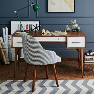 Cozy Mid Century Dressing Tables Vanities Ideas 46