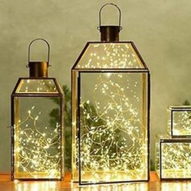 Exciting Christmas Lanterns For Indoors And Outdoors Ideas 22