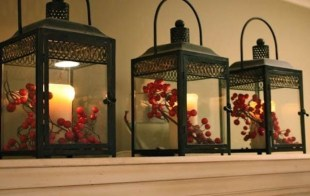 Exciting Christmas Lanterns For Indoors And Outdoors Ideas 35
