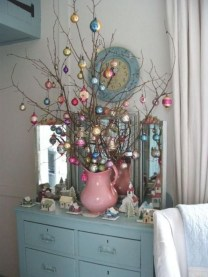 Fascinating Christmas Decor Ideas For Small Spaces 01