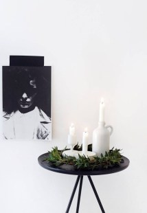 Fascinating Christmas Decor Ideas For Small Spaces 29
