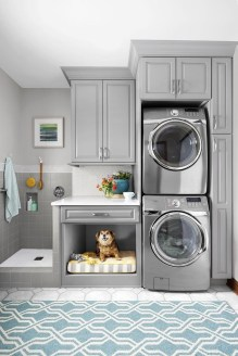 Impressive Bohemian Laundry Room Ideas To Inspire You 02