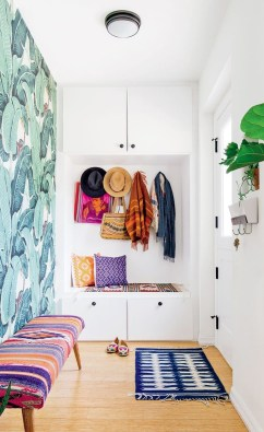 Impressive Bohemian Laundry Room Ideas To Inspire You 39