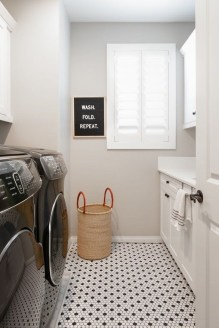 Impressive Bohemian Laundry Room Ideas To Inspire You 46