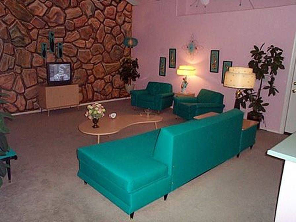 Incredible Mid Century Modern Living Room Decor Ideas 36