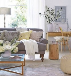 Incredible White Walls Living Room Design Ideas 35