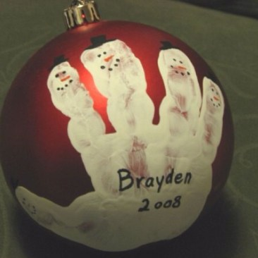 Lovely Homemade Christmas Decorations Ideas 14