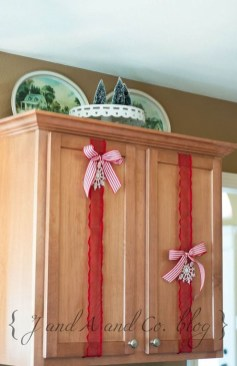 Lovely Homemade Christmas Decorations Ideas 16