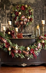 Lovely Traditional Christmas Decorations Ideas 22