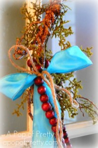 Magnificient Rustic Christmas Decorations And Wreaths Ideas 34