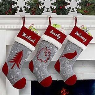 Perfect Christmas Stocking Decoration Ideas 15