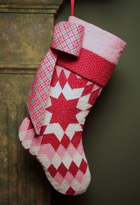 Perfect Christmas Stocking Decoration Ideas 43