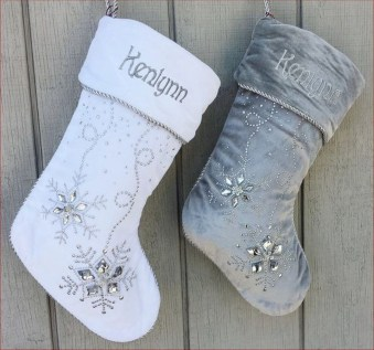 Perfect Christmas Stocking Decoration Ideas 52