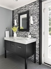 Wonderful Color Combination For Your Bathroom Design Ideas 40