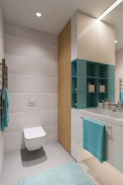 Wonderful Color Combination For Your Bathroom Design Ideas 50