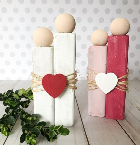 Affordable Diy Crafts Ideas For Valentine Day 46