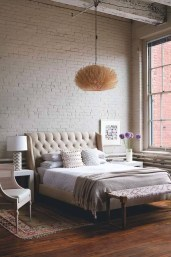 Attractive Industrial Bedroom Design Ideas 36