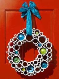 Awesome Christmas Wreath Decoration Ideas For Your Home 33