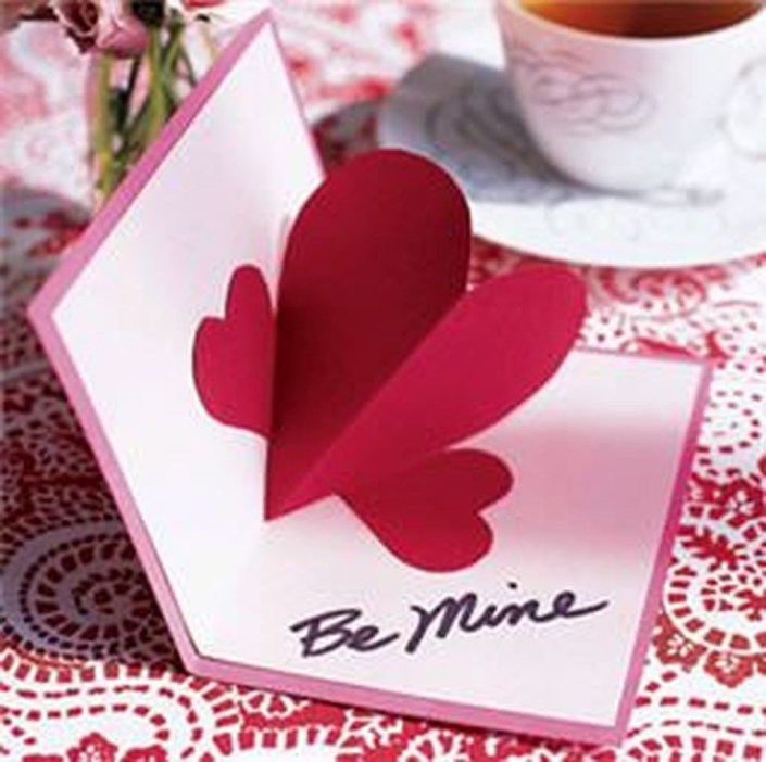 Awesome Diy Cards Design Ideas For Valentine Day 26