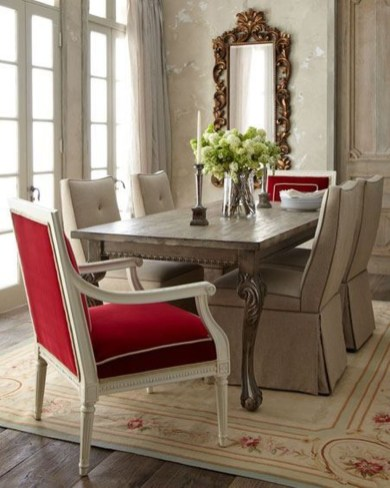 Charming Dining Room Decor Ideas For Valentines Day 14