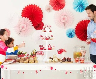 Comfy Valentine Decor Ideas For This Year 13