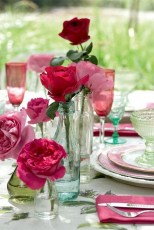Cute Table Setting Ideas For Valentines Day 12