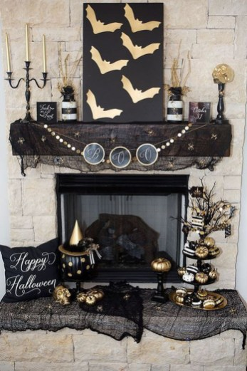 Fantastic Halloween Interior Design Ideas For Your Home 46