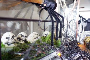 Fantastic Halloween Interior Design Ideas For Your Home 49