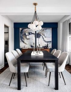 Fascinating Chandelier Lamp Design Ideas For Your Dining Room 23