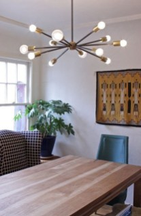 Fascinating Chandelier Lamp Design Ideas For Your Dining Room 31