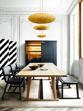 Fascinating Chandelier Lamp Design Ideas For Your Dining Room 34