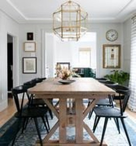 Fascinating Chandelier Lamp Design Ideas For Your Dining Room 43