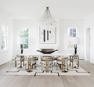 Fascinating Chandelier Lamp Design Ideas For Your Dining Room 47