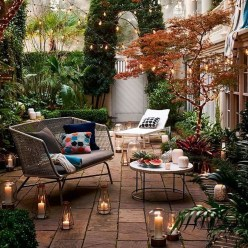 Fresh Backyard Patio Design Ideas 14