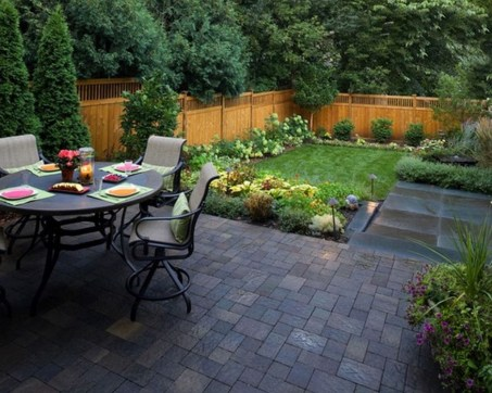 Fresh Backyard Patio Design Ideas 55