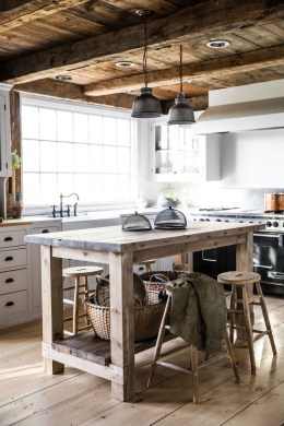 Modern Kitchen Island Decor Ideas 34