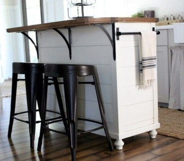 Modern Kitchen Island Decor Ideas 50