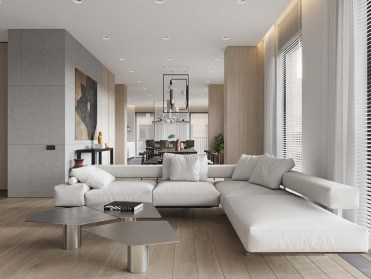 Popular Apartment Interior Design For Your Inspirations 52
