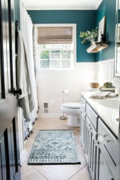 Awesome Bathroom Makeover Ideas On A Budget 07