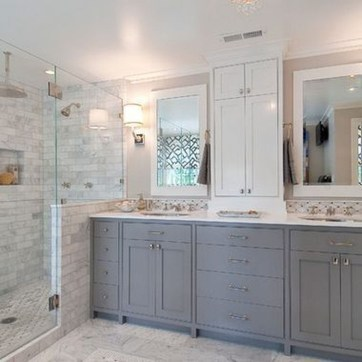 Awesome Bathroom Makeover Ideas On A Budget 18