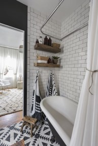Awesome Bathroom Makeover Ideas On A Budget 41
